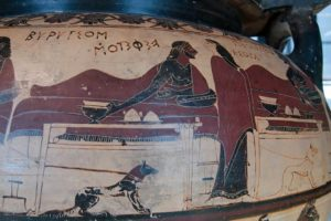 Hercule Iole et Iphitos