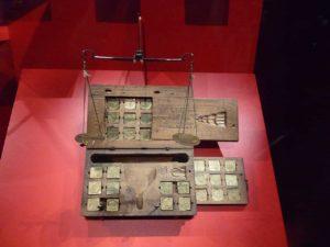 Boîte de changeur de monnaie