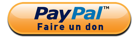 Faites un don maintenant par l'entremise de Paypal giving fund!