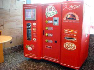 A quoi ressemble un distributeur automatique de pizza