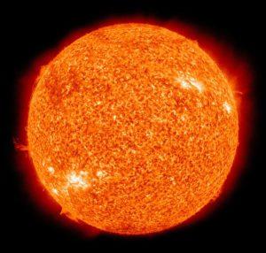 Est-ce que le soleil tourne ?